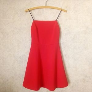 NWT Urban Heritage Red skater dress